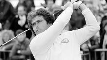 John O'Leary during the 108th Open Championship played at Royal Lytham and St Annes Golf Club in 1979. Photo: Peter Dazeley/Getty Images