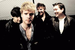 Going places: Kodaline