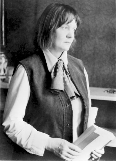 It's complicated: Author and philosopher Iris Murdoch. Photo courtesy Chatto & Windus/PA