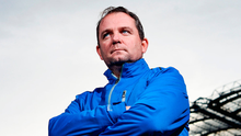 Davy Fitzgerald will take charge in a Leinster SHC game for the first time this year with Wexford. Photo: Sam Barnes/Sportsfile