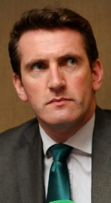 AODHAN O'RIORDAIN: Minister of State with responsibility for drugs
