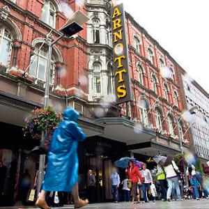 ICONIC: The store is a famous sight on Dublin's Henry Street