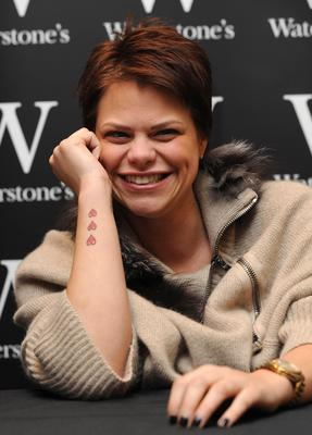 Reality TV star Jade Goody died following a battle with cancer in 2009 (Ian West/PA)