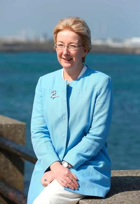 Mary Hanafin. Picture: Damien Eagers