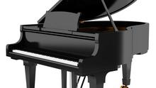 'I also appreciate the discipline I developed during my decade of piano lessons.'