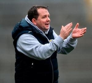 Wexford manager Davy Fitzgerald. Photo by David Maher/Sportsfile