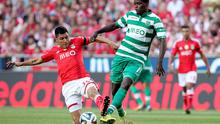 Name: William Carvalho | Age: 22 | Club: Sporting Lisbon | Possible fee: £25m | Interested clubs: Arsenal. Photo: Carlos Rodrigues/Getty Images