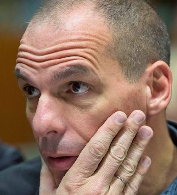 Greek Finance Minister Yanis Varoufakis is aware Athens is down to its last few days of cash reserves