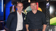 Brian O'Driscoll spoke to Independent.ie's Kevin Palmer at a BT Sport event in London