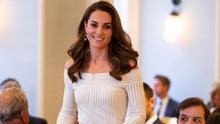 Catherine, Duchess of Cambridge attends the first annual gala dinner in recognition of Addiction Awareness Week at Phillips Gallery on June 12, 2019 in London, England. HRH is Patron of Action on Addiction. (Photo by Ian Vogler - WPA Pool/Getty Images)