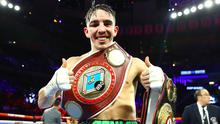 Michael Conlan will return to the ring in New York on St Patrick's Day. Photo by Mikey Williams/Top Rank/Sportsfile