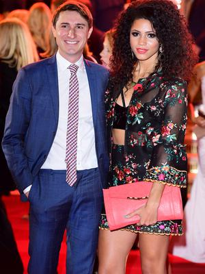 Tom Rosenthal (pictured with Vick Hope) will play Pike (Ian West/PA)