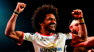 Henry Speight hopes to leave his mark on Ulster. Photo: Oliver McVeigh/Sportsfile