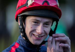 Oisin Murphy steered favourite Karpino to an emphatic victory in the German 2,000 Guineas yesterday