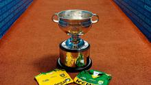 Donegal won their second All-Ireland title in 2012, three years after Kerry took their 36th