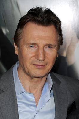 """WESTWOOD, CA - FEBRUARY 24:  Actor Liam Neeson attends the premiere of Universal Pictures and Studiocanal's """"Non-Stop"""" at Regency Village Theatre on February 24, 2014 in Westwood, California.  (Photo by Kevin Winter/Getty Images)"""