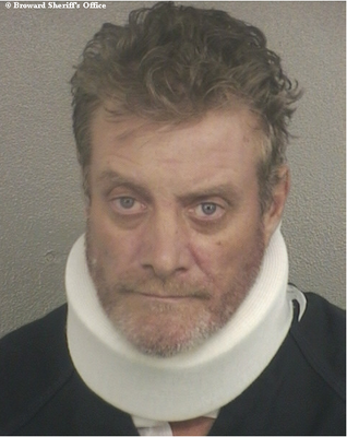 Martin Mahon, who has been charged with attempted murder in Florida.