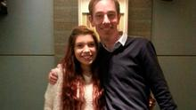 Aoife Hayes (18) opened up about her battle with anorexia on the Ryan Tubridy Show this year