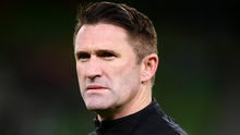 Keane has two years left on an FAI contract reportedly worth in the region of €200,000 a year and it's seen as highly unlikely that he would work on the same management team as Kenny. Photo: Stephen McCarthy/Sportsfile