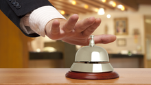 Hotel bell: Irish hotel prices are rising, according to the latest Hotels.com Hotel Price Index.