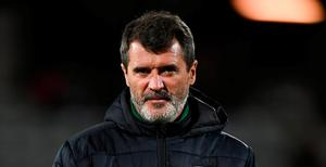 Roy Keane is still in talks with the Azerbaijan FA about becoming the new national team manager. Photo: Stephen McCarthy/Sportsfile