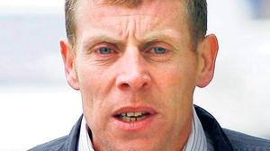 Michael McGuirk (45) of Captain's Road, Crumlin, Dublin, who was sentenced to nine years at Dublin Circuit Criminal Court for his role in a robbery in 2009.