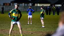 Paul Galvin at the Kerry training session in Tralee last night