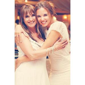 Jodi Albert and her late mother Eileen
