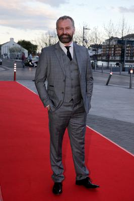 Daithi O Se pictured at the VIP Style Awards at the Marker Hotel in Dublin. Picture:Arthur Carron