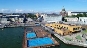 It is envisaged to be like the Allas Spa complex in Helsinki