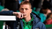 James McCarthy's absence from Ireland's defeat to Scotland has become a source of controversy after Roy Keane inferred that the player was being put under too much pressure by his club. Photo: David Maher / SPORTSFILE