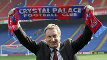 Neil Warnock - pictured at his unveiling as Crystal Palace manager in October 2007 -  is returning to Selhurst Park for a second spell at the club. Photo: Neil Everitt/PA Wire