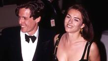 Liz Hurley and Hugh Grant in 1994