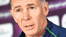 Andy Friend says Connacht 'would love' to hold on to Kieran Marmion. Photo: Sportsfile