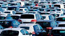 With a few days trading still to go this year, nearly 71,000 used cars have now been imported and registered here. Photo: PA