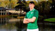 Tom Ahern is emerging as an exciting hopeful. Photo by David Fitzgerald/Sportsfile