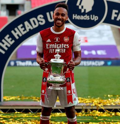 PIerre-Emerick Aubameyang showed his importance to Arsenal again