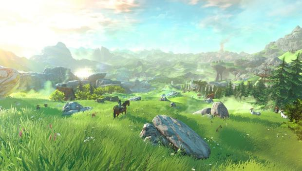 2. Legend of Zelda (Nintendo, Wii U) - No more really needs to be said than Zelda and Nintendo, such is the resultant quality when those words combine, but the latest Legend of Zelda will feature the largest world ever in a Zelda game and an open world at that.