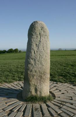 The iconic stone is 5,000 years old
