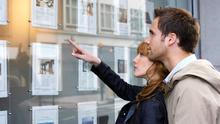 'Uncertainty about the next government and the impact of election promises on first-time buyers may still put the market on pause' Stock picture