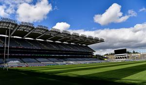 The GAA hope to have crowds of 42,000 in Croke Park this year. Photo by Ray McManus/Sportsfile