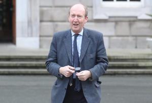 Independent TD Shane Ross