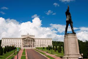 Stormont buildings , the site of the Northern Ireland government
