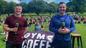 "BOD on the podcast: Brian O'Driscoll is back to his usual healthy regime with fitness trainer Karl Henry on the 'Real Health' podcast after the rugby legend admitted ""putting on a couple"" of kilos when he was sampling the culinary delights of New York at the weekend, now swapping fries for kale milkshake to keep in good shape"