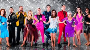 The complete line-up of this year's Dancing with the Stars will take to the dancefloor to strut their stuff on Sunday nights