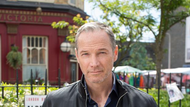 Ray Kelly is played by Sean Mahon (PA)