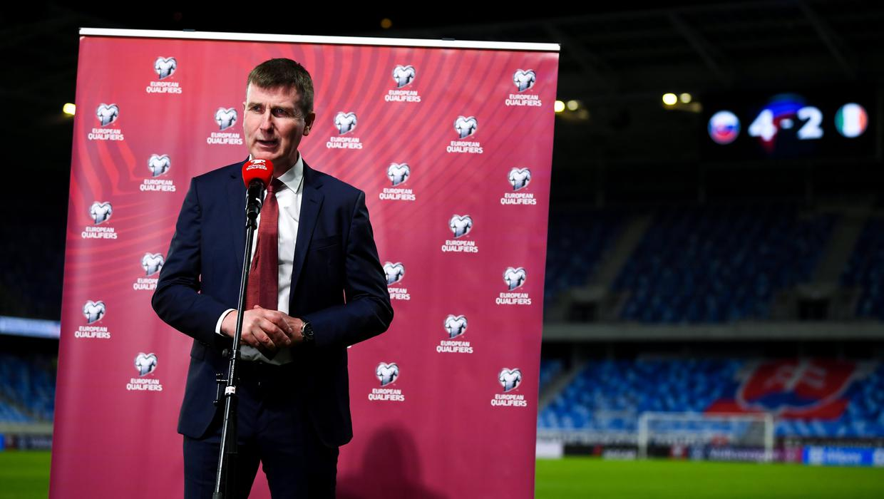 'They feel perfectly fine... Ireland has more stringent rules' - Stephen Kenny not happy with Covid disruption