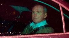Martin McGuinness leaves Stormont Castle following his resignation as Northern Ireland Deputy First Minister. Photo: Getty Images