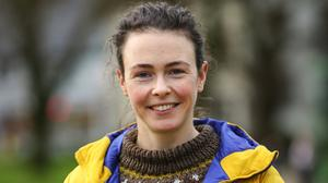 Own voice: Saoirse McHugh clashes with Green Party. Photo: Gerry Mooney