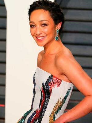 Ruth Negga has been nominated for an IFTA. / AFP PHOTO / JEAN-BAPTISTE LACROIXJEAN-BAPTISTE LACROIX/AFP/Getty Images